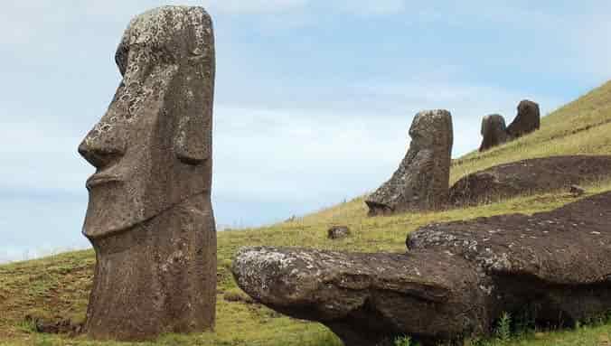 chile moai