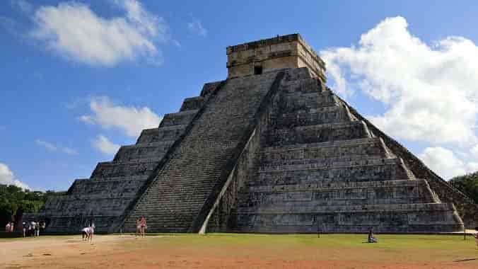 piramide de yucatan